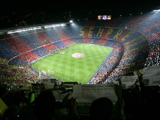camp nou wallpaper backgrounds androlib