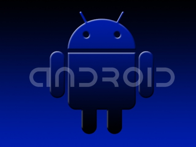 Android blue wallpaper backgrounds an android wallpapers voltagebd Images