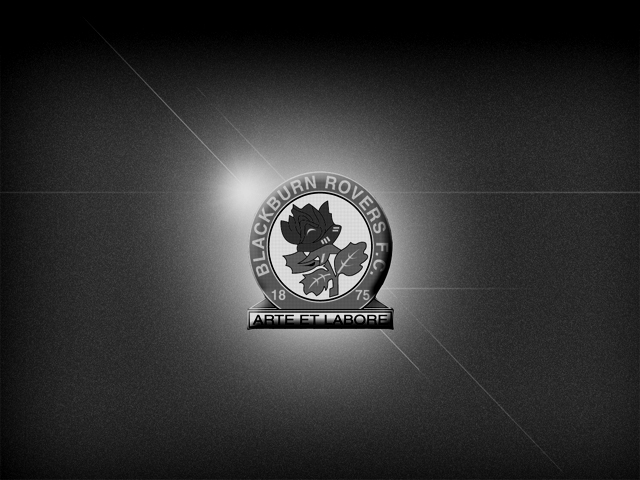 Blackburn Rovers Wallpaper Black And White, Wallpaper